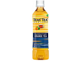 �ɓ��� TEAS TEA �}���n�b�^���I�����W�e�B�[ 500ml