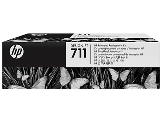 HP HP711 プリントヘッド交換キット 純正 C1Q10A