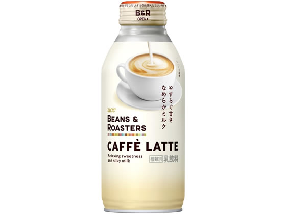 UCC BEANS & ROASTERS CAFFE LATTE 375g