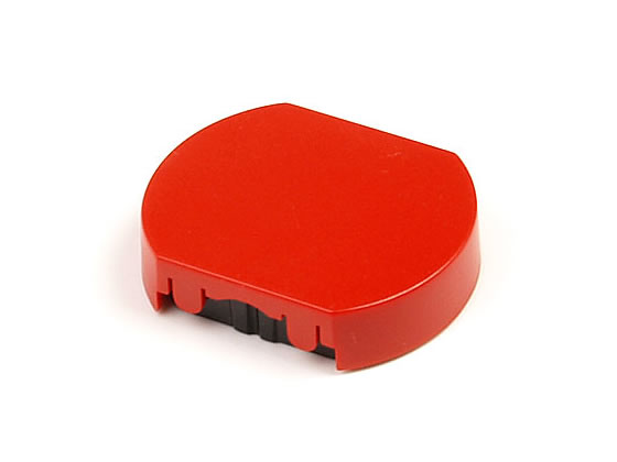 Red SHINY R-524-7 INK PAD
